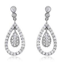diamond-teardrop-earrings