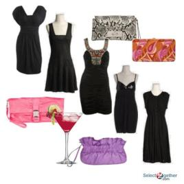 Little Black Dress for Less_ Discounted Items_set