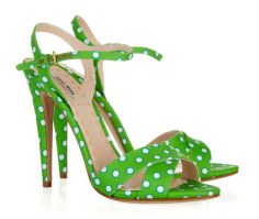 Miu-Miu-Canvas-Polka-Dot-Sandals